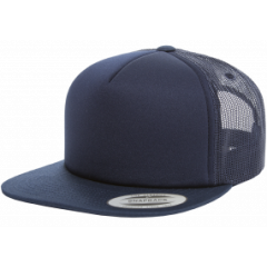 Кепка FlexFit 6005FF NO FOAM Trucker Navy