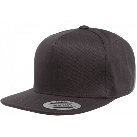 Кепка FlexFit 6007 - Classic Snapback Dark Grey