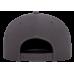 Кепка FlexFit 6089M - Classic Snapback Dark Grey