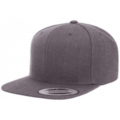 Кепка FlexFit 6089М - Classic Snapback Dark Heather