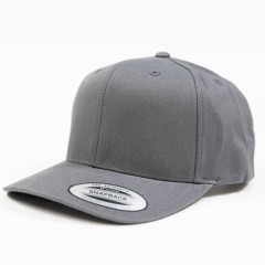 Кепка FlexFit 6089CC Rus Dark Grey