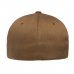 Кепка FlexFit 6277 Wooly Combed Coyote Brown