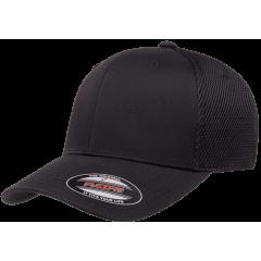 Кепка FlexFit 6533 - Ultrafibre & Airmesh Black