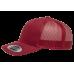 Кепка FlexFit 6606 Retro Trucker - Cranberry