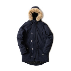 Парка зимняя FOOTWORK AMUT PARKA MIDNIGHT