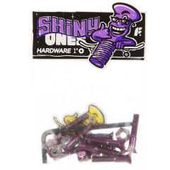 "Винты для скейта Footwork 1"" - Shiny Purple"