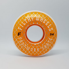 Колеса Footwork Filthy Orange 54mm 85A